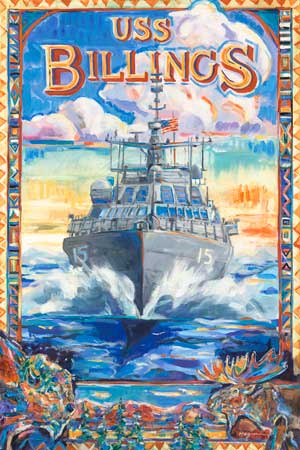 Home - USS Billings LCS 15 Commissioning